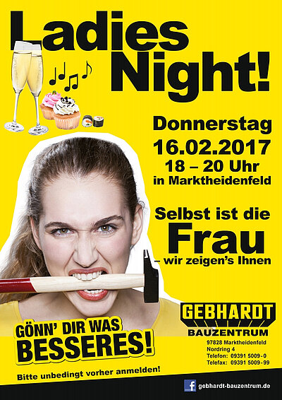Ladies Night Marktheidenfeld